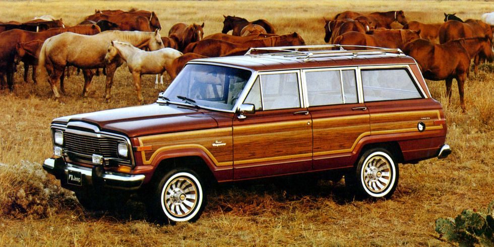 Jeep S New Grand Wagoneer Could Cost Up To 140 000 Jeep Wagoneer Vintage Jeep Jeep Grand