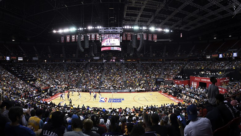 NBA Summer League set to tip off in Vegas Travel Weekly