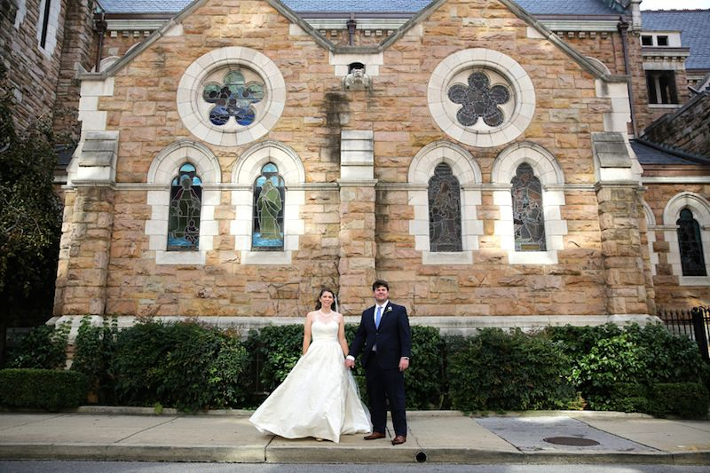 Florence Page & Cooper Brown's Wedding: A Celebration of Southern Heritage