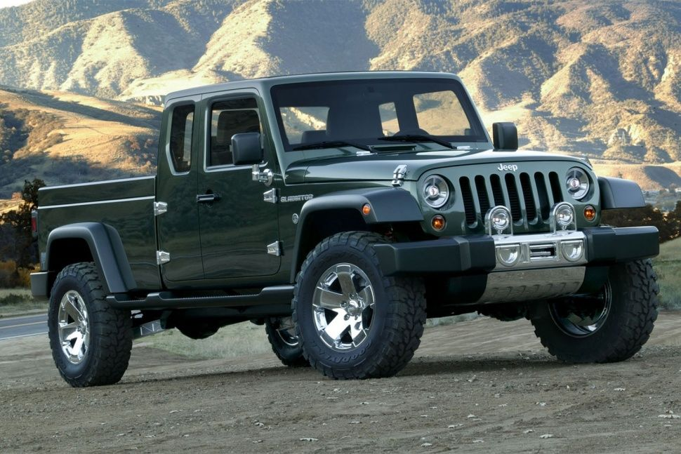 New Jeep Pickup Truck Confirmed With Images Jeep Wrangler