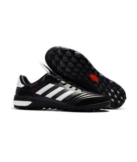 official photos fcd2b a25f5 Adidas Copa Tango 17.1 TF STEVIGE ONDERGROND Voetbalschoenen Zwart Wit