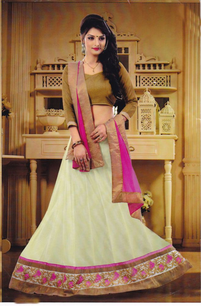 38473cebda Buy Now Designer Party Wedding Wear Girlish Wear Net Lehenga Choli With  Dupatta