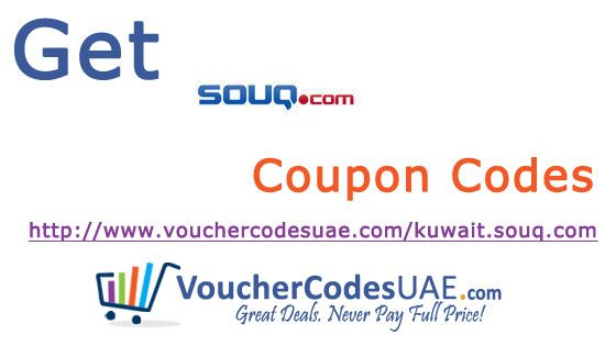Save money with the latest free Souq Kuwait coupon code - how to make a voucher