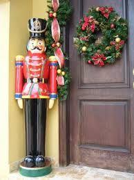 Adornos navide os en madera para decorar el jardin for Adornos de navidad para jardin