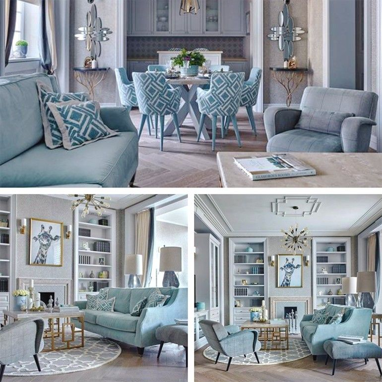 These Are The Duck Egg Living Rooms Of Our Dreams Duck Egg Living Room Duck Egg Blue Living Room Blue Living Room Decor Living room ideas duck egg