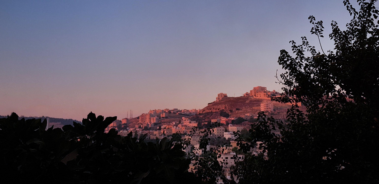 [OC] Sunset in Amman Jordan #ammanjordan [OC] Sunset in Amman Jordan #ammanjordan