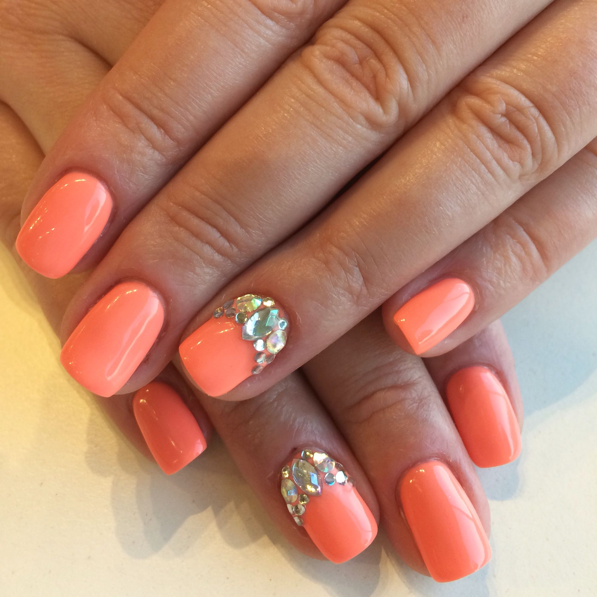 Spring coral from the Happy Hippie Collection. Bio ...