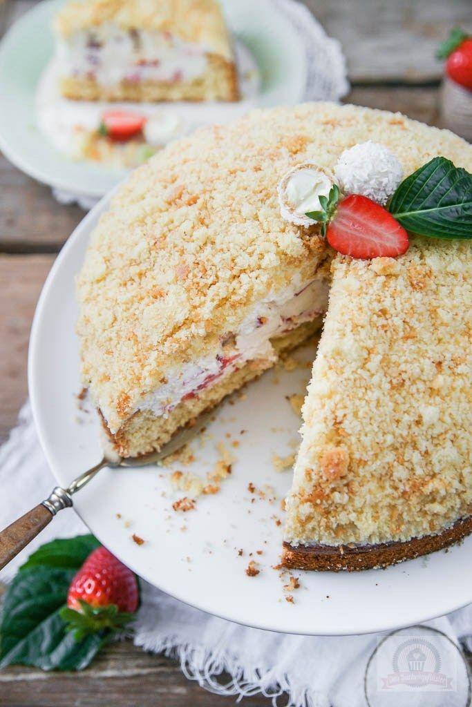 Kokos Maulwurfkuchen - Das Küchengeflüster