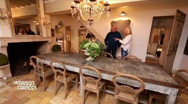 Stephane Thibault Et Sophie Lambert La Maison France 5 Maison Maison France 5 Maison France