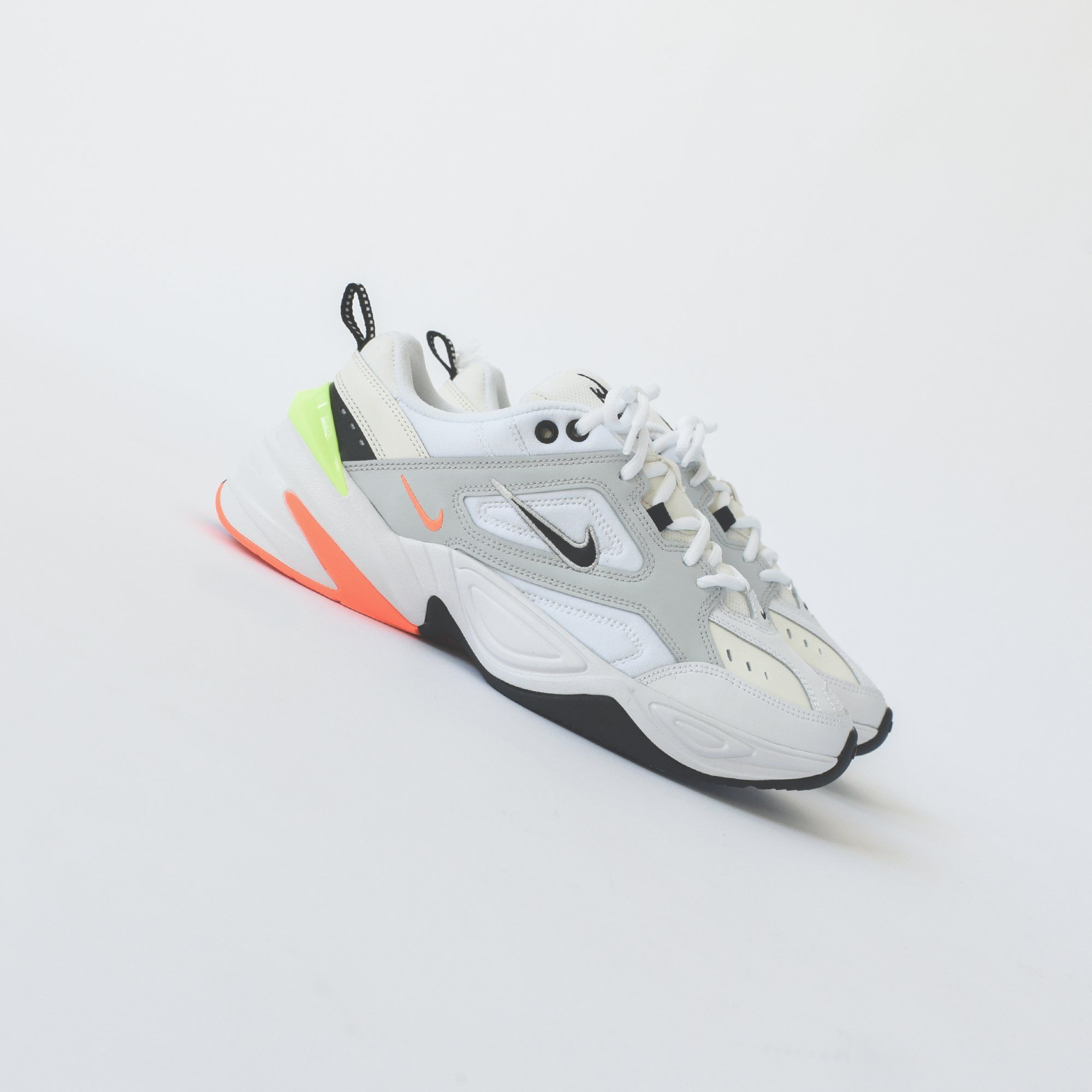 buy online 4146f 4ce0f 2018 Nike M2K Tekno Pure Platinum Black-Sail-White AV4789-004 in 2019   Nike  M2K Tekno   Nike, Sneakers nike, Shoes
