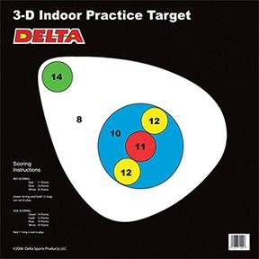 Asa D A I R Target Delta Mckenzie Targets Archery Target Archery Target
