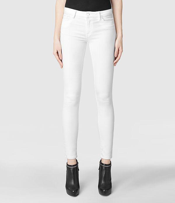 Womens Mast/Off White (Off White) | ALLSAINTS.com