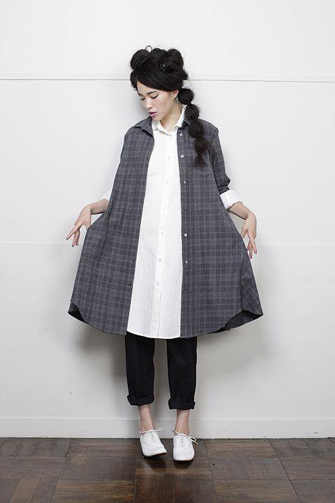 from 2 shirts | 의류리폼 | Pinterest | Ropa, Costura y Crear ropa