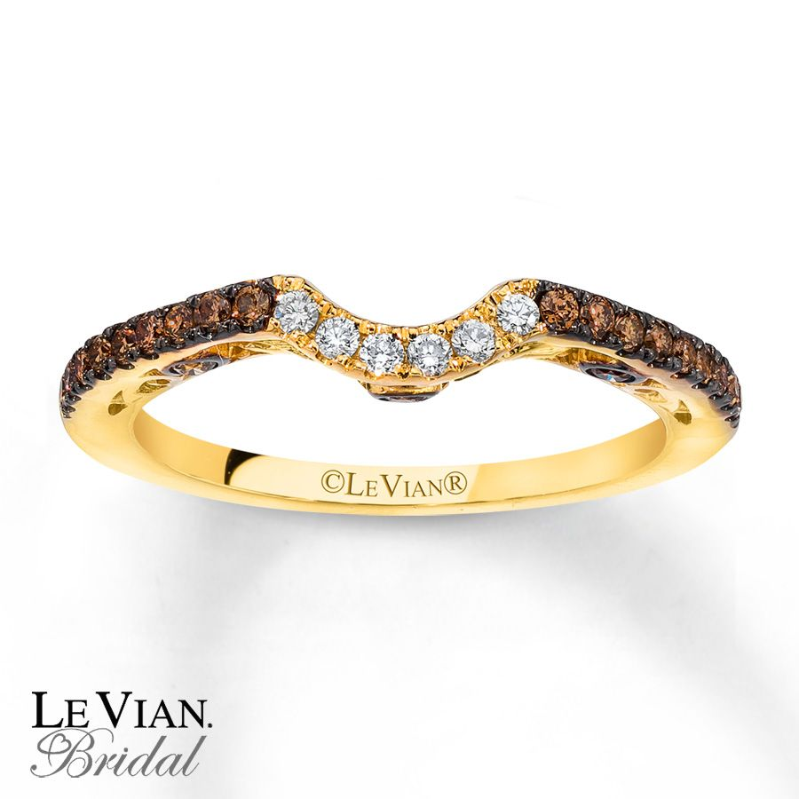 levian chocolate diamonds | Kay - LeVian Chocolate Diamonds 1/3 ct ...