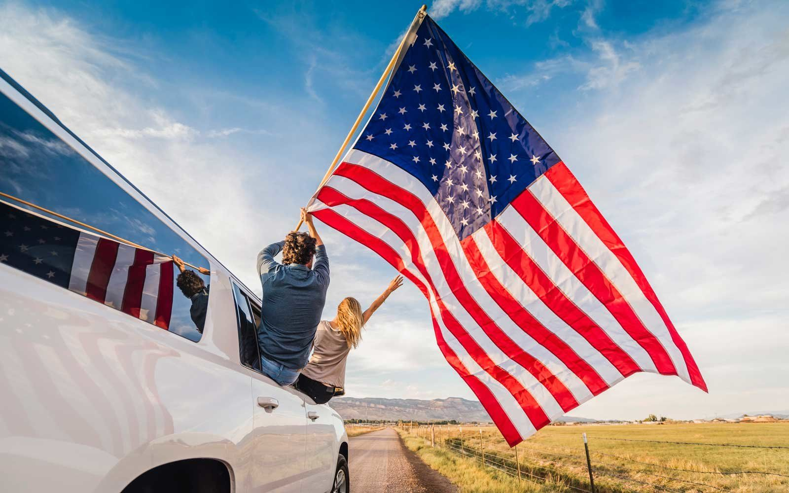 What People Outside The U S Really Think About Americans American American Flag Flags Of The World