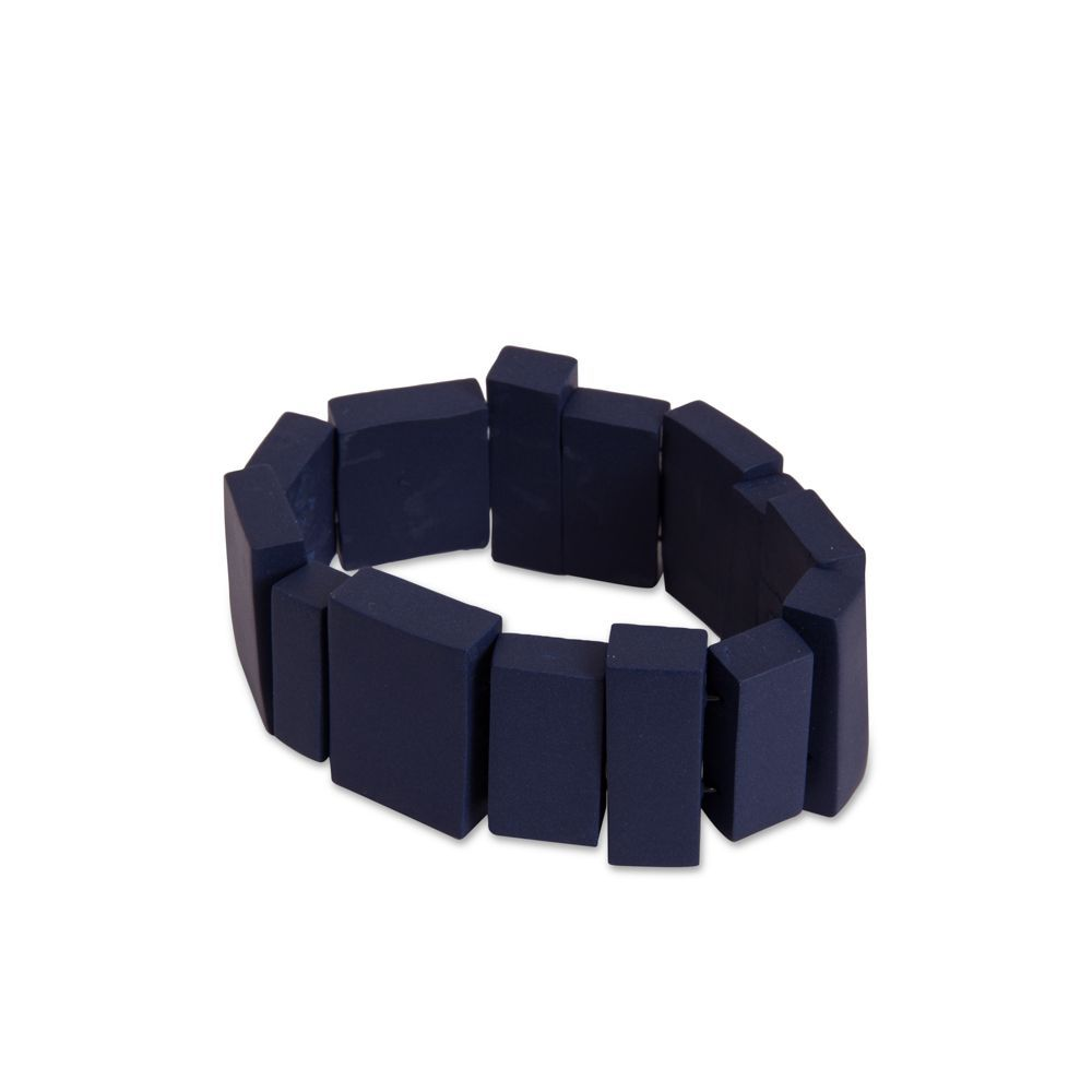 BRICK Armbånd - marineblå