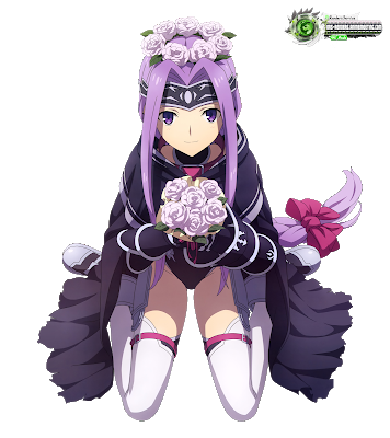Fate Grand Order Anna Mega Kawaiii Flowers Rest Hd Render Rendering Awesome Anime Fate