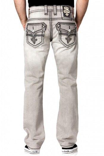 27++ Rock revival jeans men ideas info