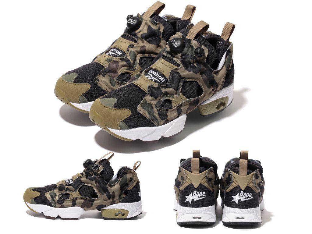 iconic Reebok shoe \