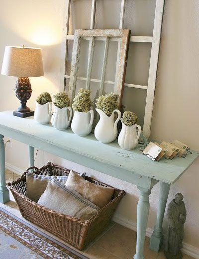 36 Fascinating DIY Shabby Chic Home Decor Ideas | « My Website
