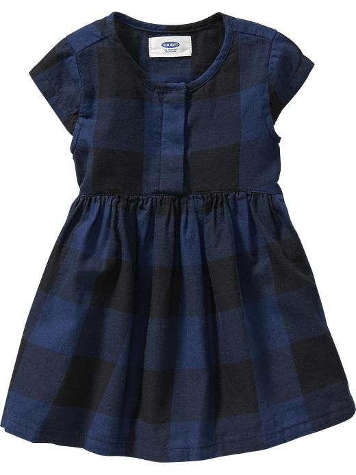 buffalo plaid twill dresses for baby baby gap gap kids hanna andersson mini boden old navy. Black Bedroom Furniture Sets. Home Design Ideas