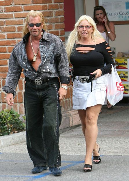 Duane Chapman and wife Beth Smith