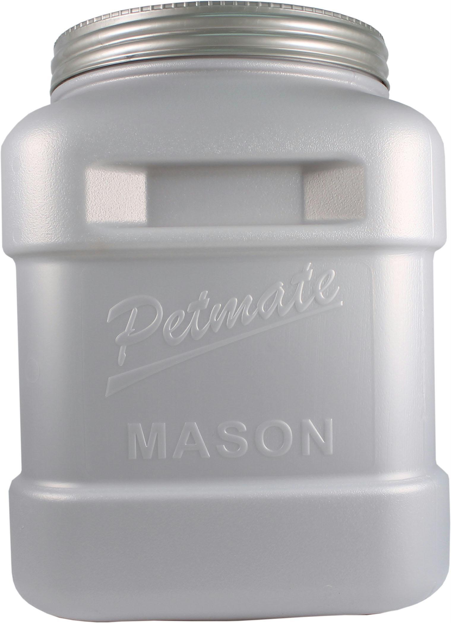 Mason Jar Pet Food Storage Container Pet Food Storage Container