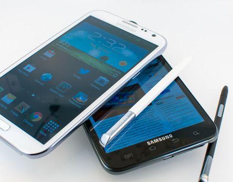 Samsung prepara contragolpe para el iPad mini - Vanguardia