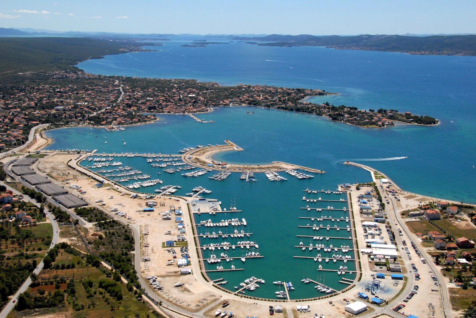 Apartment Lilium Sukosan Croatia Croatia Tourism Zadar County