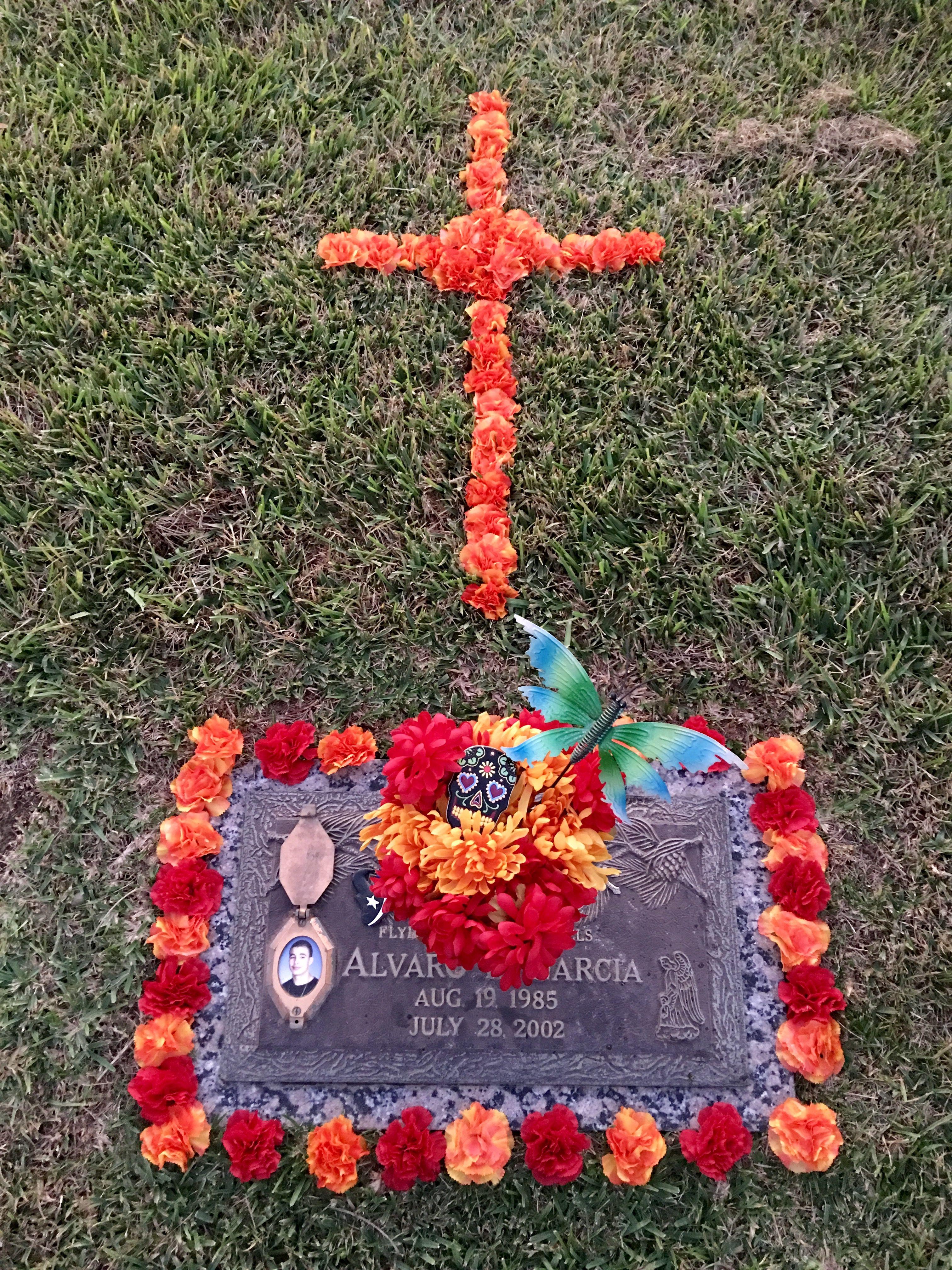 Dia De Los Muertos Grave Marker Day Of The Dead 2017 Lyudi