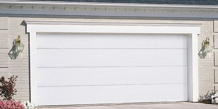 Attractive Garage Door Photo Gallery. Flush Panel Solid