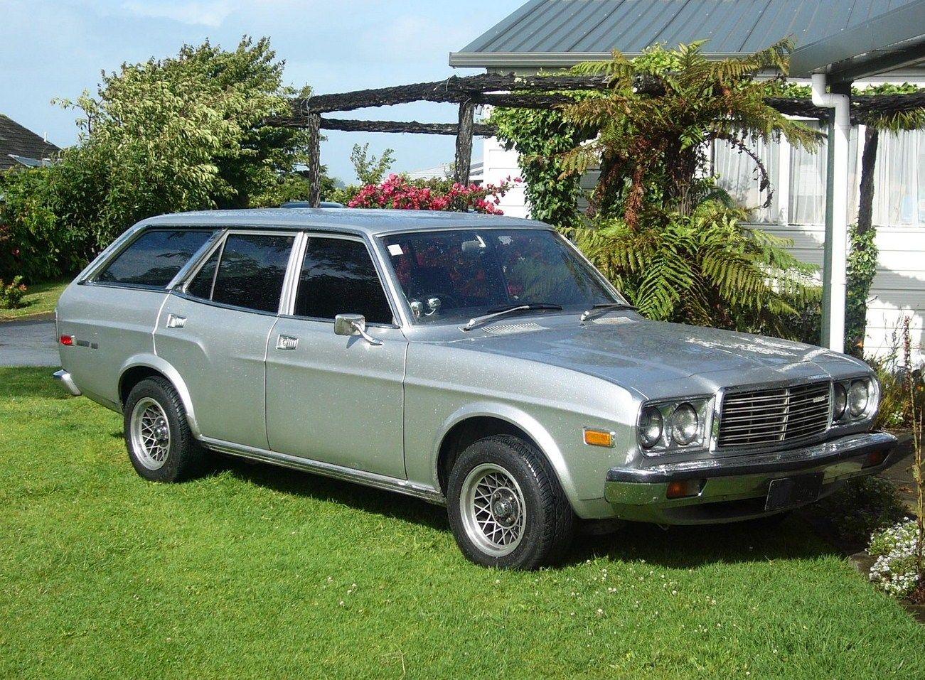 Mazda 929 stasjonsvogn 1977 | Cars - Mazda RX4 Luce 929 ...
