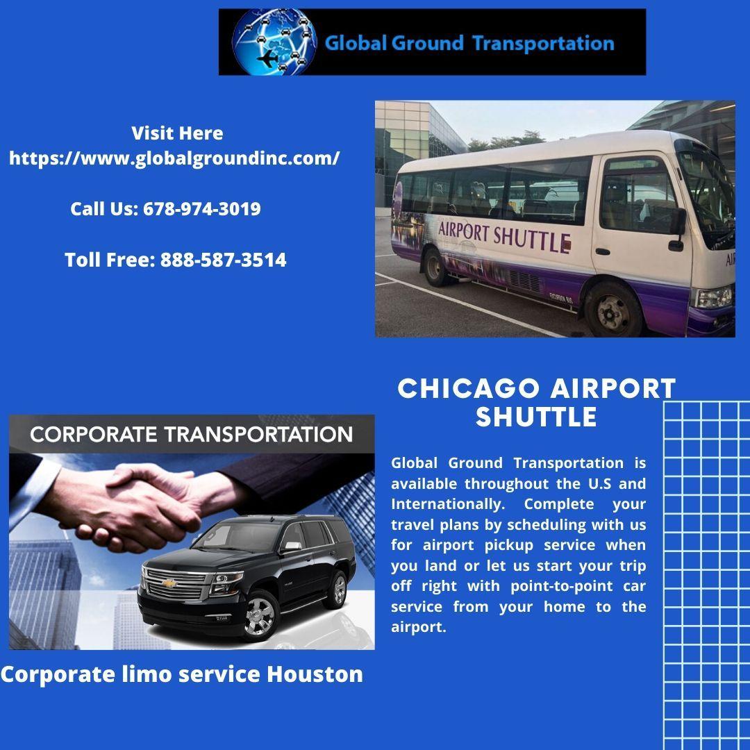 Airport Shuttle Services Atlanta, Transportation Las Vegas
