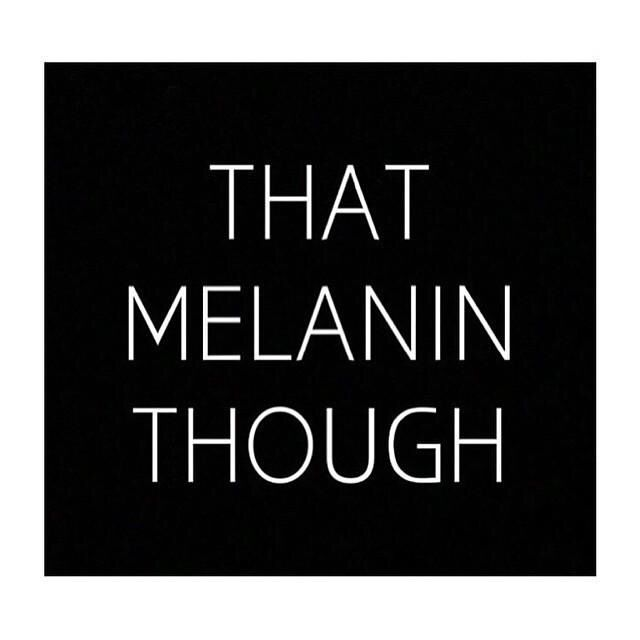 That Melanin Though Melanin on Fleek Motivation Station Custom Melanin Quotes