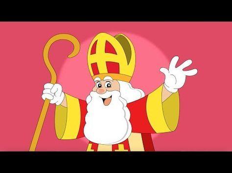 youtube   saint nicolas   santa, school et december