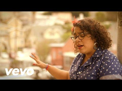 This is one of my favorite bands and they are super social justice oriented. I love the montage. The band is based in Los Angeles. Thyme yes called la Santa Cecilia.
