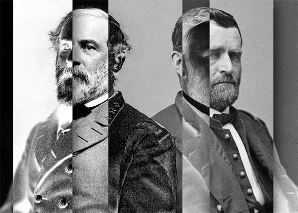 How Did Ulysses S Grant Become An Embarrassment Of History And Robert E Lee A Role Model Ulysses S Grant Ulysses Grant Ulysses