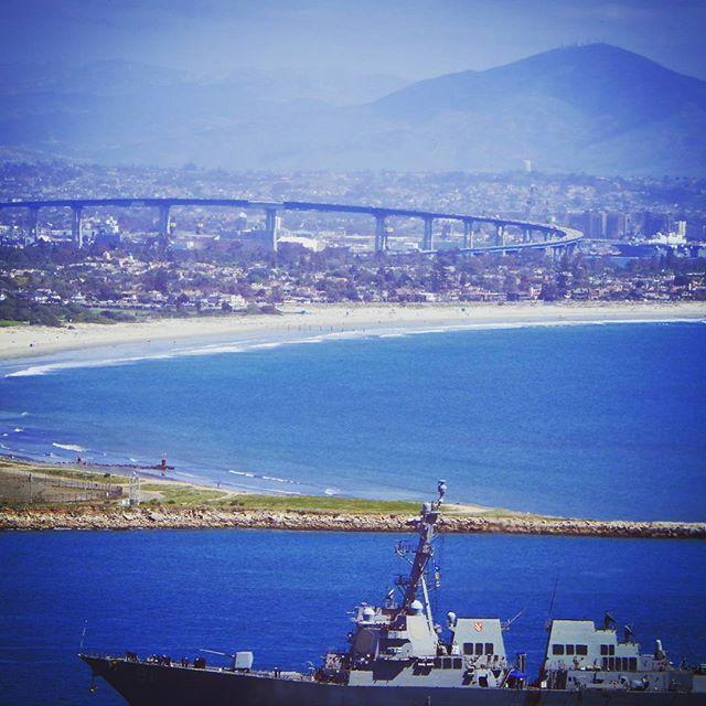 #coronadobridge #sunnyday #aboutlastweek #inlove #loveit #sd #calilife #californiaadventure #picoftheday #picofinstagram #shotoftheday #pointloma #views #seaside #life #living #travelgram #wanderlust #shot #photography #canon #lifeisgood #pointlomalocals #sandiegoconnection #sdlocals #sandiegolocals - posted by Joana Llasses  https://www.instagram.com/joanam86. See more post on Point Loma at http://pointlomalocals.com