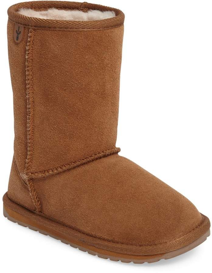 c72aa5866e1 Emu Wallaby Lo Boot | Products | Tall winter boots, Cold weather ...