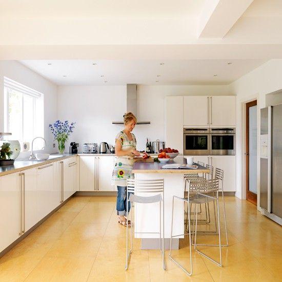 Semi Open Kitchen Designs: Kitchen Units, Kitchen Design