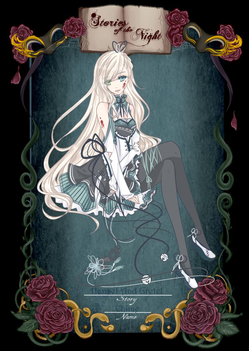 CDR Masquerade: Hansel and Gretel by silverblossoms.deviantart.com on @deviantART