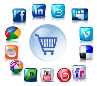 'Sociale netwerken nauwelijks van invloed op online aankoopgedrag' @twinklemagazine en @traffic4u gaan in de fout