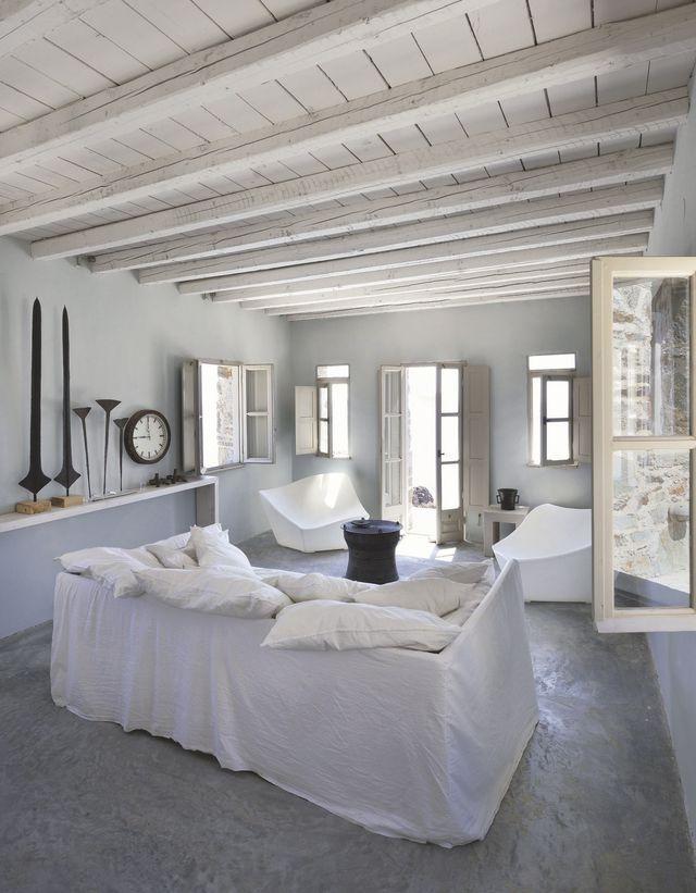 Maison du0027architecte, construction neuve  les plus belles Living - tva construction maison neuve