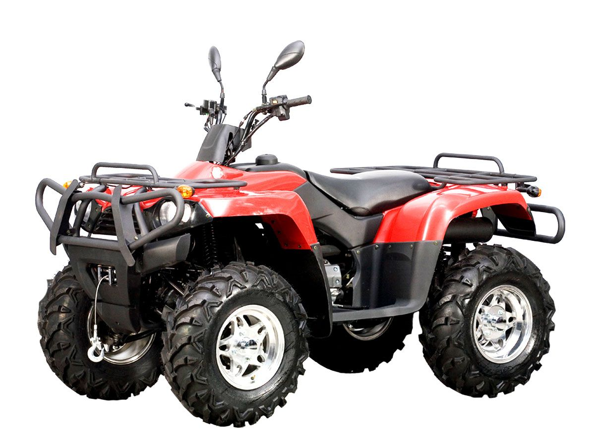 atv008 400cc atv semi automatic 5 speed with neutral and reverse