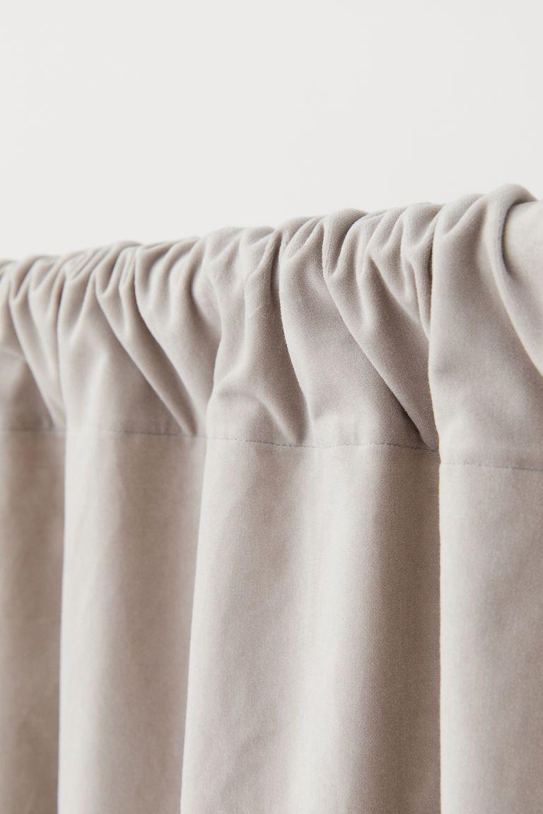 2 Pack Velvet Curtain Panels Velvet Curtains Velvet Curtains