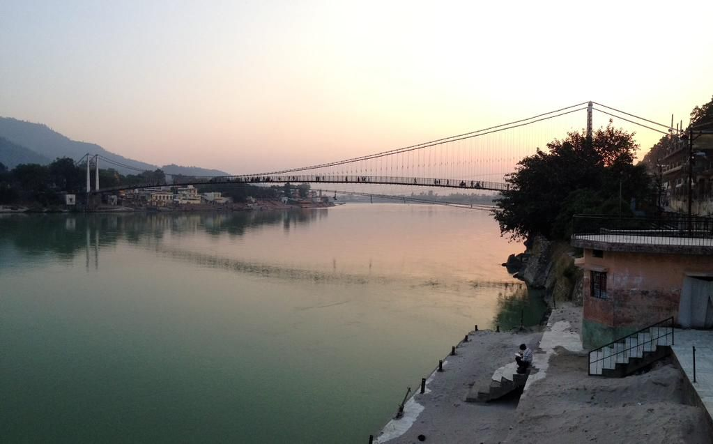 #Rishikesh #Sunset #IncredibleIndia #Ganges #Dawn