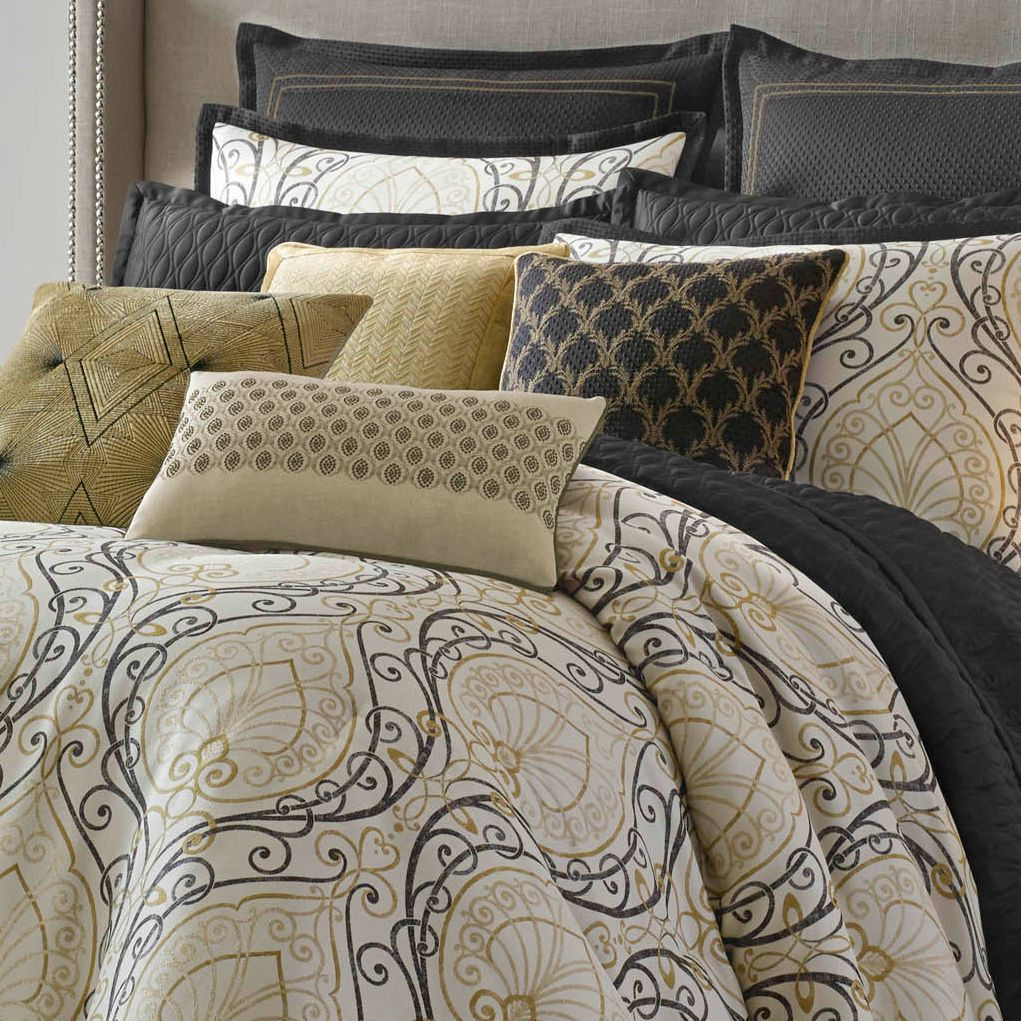 Rest assured! Slip into this coziness and dream the night away. Candice  Olson RELEVE