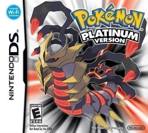 Pokemon Platinum Randomizer NDS ROM Name: Pokemon Platinum