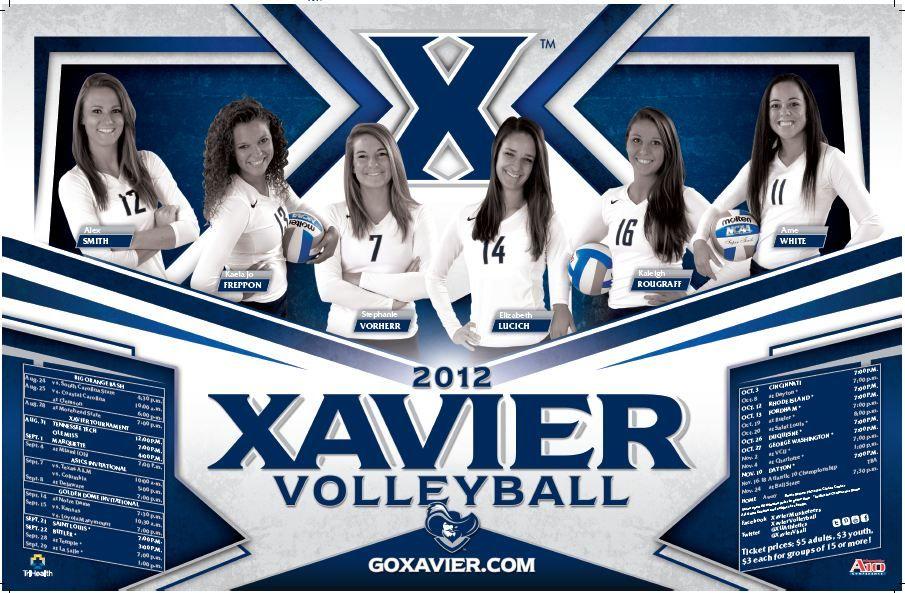 St Xavier Volleyball