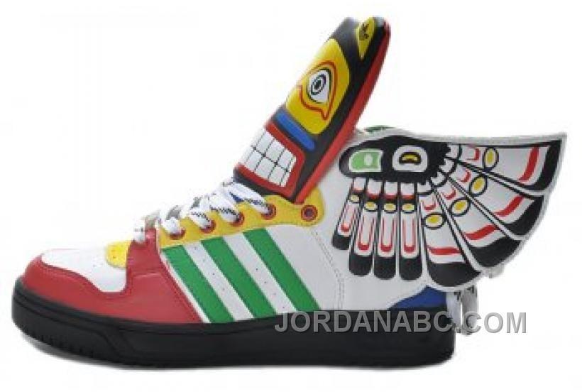 Adidas Jeremy Scott Originals JS Wings 2.0 Totem Eagle  ab657e99826b